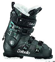 DalbelloレディースLuna 90スキーブーツ、ブラック 26.5