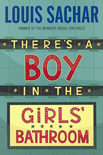 There's A Boy In The Girls' Bathroom (Turtleback School & Library Binding Edition) by Louis Sachar(1988-08-12)