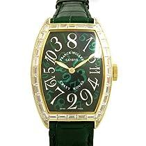 フランク・ミュラ- FRANCK MULLER トノウカ-ベックス クレイジ-アワ-ズ バケットダイヤモンド 5850CH D 新品 腕時計 メンズ [並行輸入品]