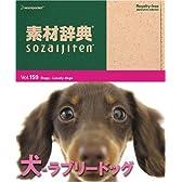 素材辞典 Vol.159 犬~ラブリードッグ編