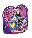 レゴ(LEGO) フレンズ ハートの小物入れ オリビア 41357