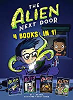 The Alien Next Door: 4 books in 1!