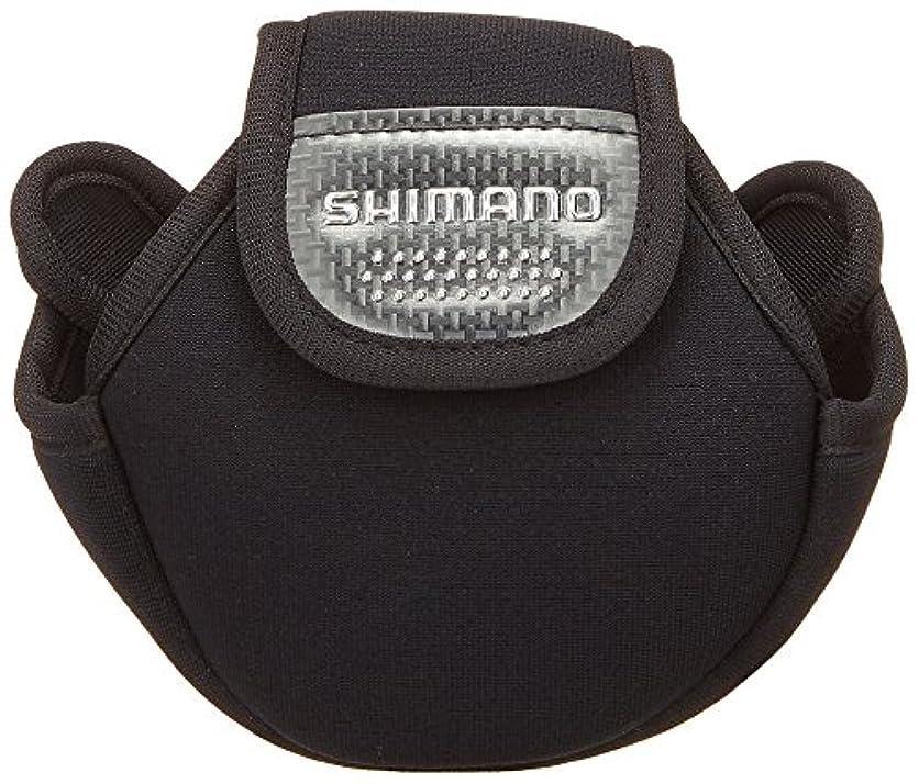 感謝ステップ少ないシマノ リールケース リールガード [ベイト用] PC-030L ブラック S 725011