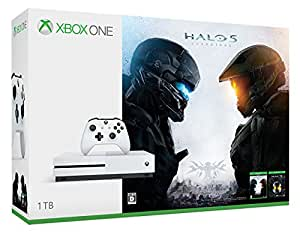 Xbox One S 1TB Halo Collection 同梱版 (234-00062)