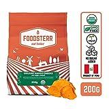Foodsterr Organic Mango Cheeks, 200g