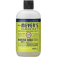 ミセスマイヤーズ クリーンデイ(Mrs.Meyers Clean Day) 重曹クリームクレンザー レモンバーベナの香り 355mL