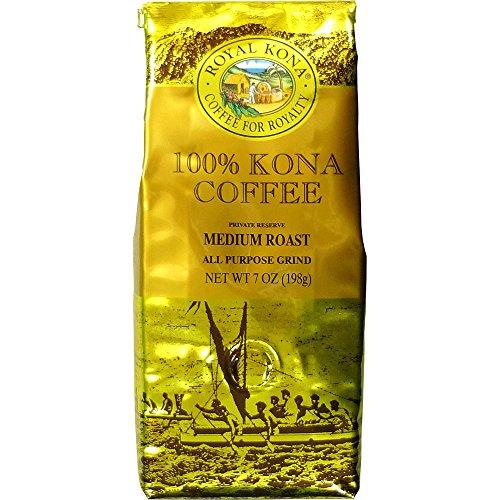 ロイヤルコナコーヒー 100%コナ 198g
