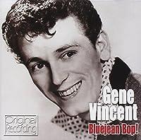 Bluejean Bop! by Gene Vincent (2009-03-16)