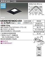 東芝(TOSHIBA)  LEDダウンライト LED一体形 LEDD87025N(K)-LSX