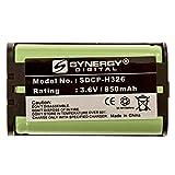 GP gp85aaalh3bxzコードレス電話バッテリーni - mh、3.6ボルト、850mAh、ウルトラhi-capacityバッテリ–交換用バッテリーPanasonic hhr-p104、タイプ29、Sony mdr-rr800/ 900シリーズコードレス電話電池