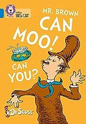 英語オノマトペの絵本 Mr. Brown Can Moo! Can You?