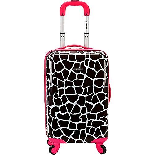 (ロックランドラッゲージ) Rockland Luggage メンズ バッグ キャリーバッグ Safari Hardside Carry-On Luggage - 20' 並行輸入品