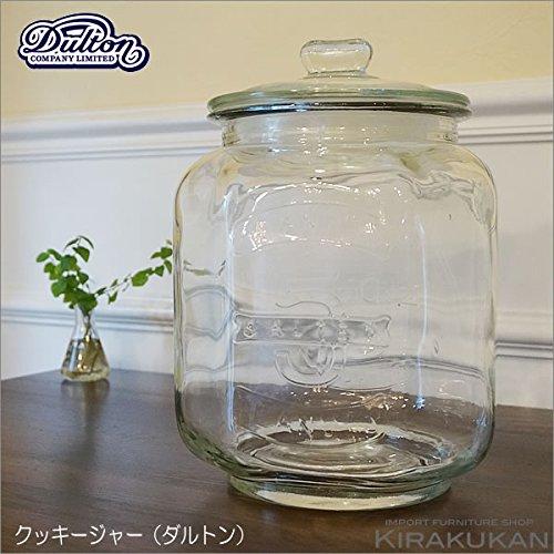 RoomClip商品情報 - DULTON ダルトン【グラスクッキージャー(保存ビン)】ガラス瓶 キッチン雑貨 お菓子入れ