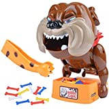 [Wisamic]Wisamic [Don't Take Buster's Bones] Dog Shaped Tricky Intelligence Toys Family Board Games [Don't Wake the [並行輸入品]