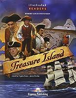 Treasure Island Illustrated with CD