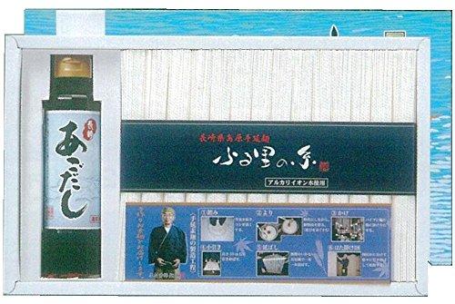 あごだし麺つゆセット(アルカリイオン水使用) 28束入 DTM-403