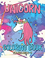 Unicorn Coloring Book for Kids Ages 2-4: Awesome Unicorns