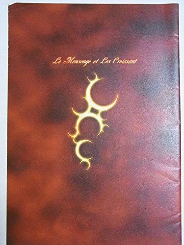 舞台パンフレット いつわりとクロワッサン 1999年公演 G2・・・