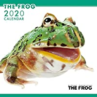 THE FROG カレンダー 2020年カレンダー CL-1141