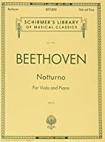 Beethoven: Notturno for Viola and Piano Op.42