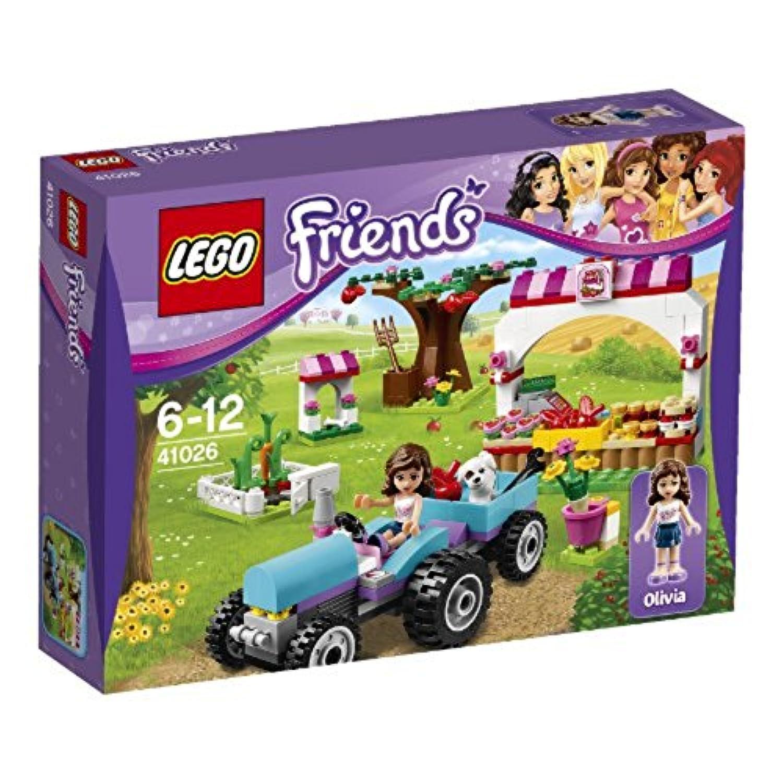 レゴ (LEGO) フレンズ サンシャインファーム 41026