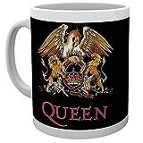 ボヘミアン・ラプソディ11月公開記念 QUEEN クイーン - Colour Crest/マグカップ 【公式/オフィシャル】
