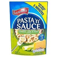 (Batchelors) スーパーパスタ「N」の醤油チーズ、ネギ&ハム風味110グラム (x2) - Batchelors Super Pasta 'n' Sauce Cheese, Leek & Ham Flavour 110g (Pack of 2) [並行輸入品]