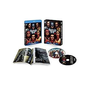 【Amazon.co.jp限定】ジャスティス・リーグ 3D&2Dブルーレイセット(初回仕様/2枚組/ブックレット付)【LPサイズコレクターズディスクケース】 [Blu-ray]
