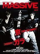 MASSIVE (マッシヴ)  Vol.03 (シンコー・ミュージックMOOK)(在庫あり。)