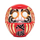 高崎だるま 必勝だるま15号 (選挙用) 赤