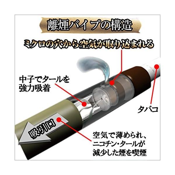 離煙パイプGR 31本セット 禁煙グッズ レギ...の紹介画像8