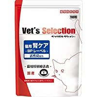 【2個セット】ベッツセレクション 腎ケア 猫用 BPレーベル 1.5kg(300g×5袋)