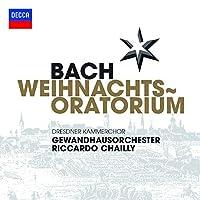 Bach: Weihnachtsoratorium [2 CD] by Dresdner Kammerchor Gewandhausorchester Leipzig Ri (2010-12-07)