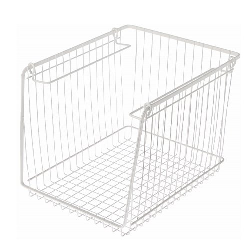 MERCROS(メルクロス)『STACKS WIRE STORAGE OPEN BASKET』