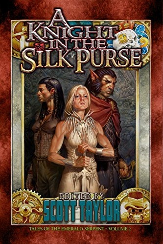 Download A Knight in the Silk Purse: Ghosts of Taux (Tales of the Emerald Serpent Book 2) (English Edition) B00LO1MPRU