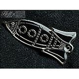 ギター ロッドカバー 2つ穴 Rock-it! 100%真鍮&エナメル Hell Guitarsオリジナルデザイン