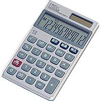 ナカバヤシ 電卓 12桁 ケース付 ECH-2201T