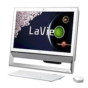 日本電気 LaVie Desk All-in-one - DA350/AAW ファインホワイト PC-DA350AAW