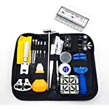 EMEBAY - Tool Kits 380 IN 1 Watch Repair Tool Kit Watchmaker Back Case Opener Remover Spring Pin Bars 380pcs Tool Kit
