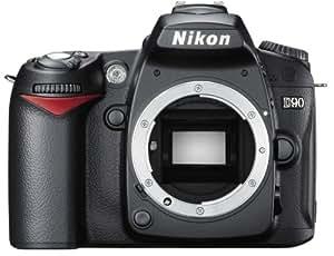 Nikon デジタル一眼レフカメラ D90 ボディ