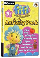 fifi and the flowertots activity pack (PC) (輸入版)