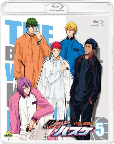 黒子のバスケ 2nd SEASON 5 [Blu-ray]の詳細を見る