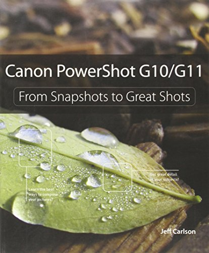 Canon PowerShot G10 / G11: From Snapshots to Great...