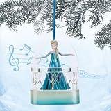 ディズニー(Disney)US公式商品 アナと雪の女王 フローズン プリンセス オーナメント クリスマス飾り [並行輸入品]