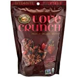 Nature's Path Love Crunch Granola Dark Chocolate with Red Berries, 325g