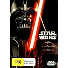 STAR WARS: ORIGINAL TRILOGY (3 DISC)