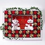【ウェルカムボード】 メリーBOX(ホワイトストロベリーチョコ 2個)46個セット