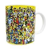ザ・シンプソンズ オールスター2013 マグカップ H9.5cm x 直径8cm