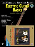 Ultimate Beginners Mega Pak: Electric Guitar Basic [DVD] [Import]