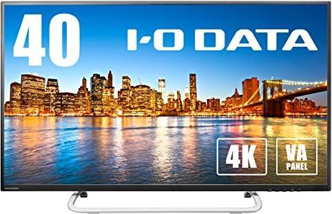I-O DATAモニター ディスプレイ 40型 LCD-M4K401XVB (4K/60Hz/リモコン付/5年保証/土日もサポート)